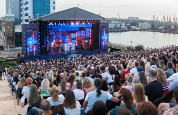 ТВ сьемка проекта «Вечерний Квартал» и «Лига Смеха» в Одессе