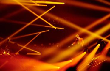 Выступление David Guetta в рамках мирового тура 2018