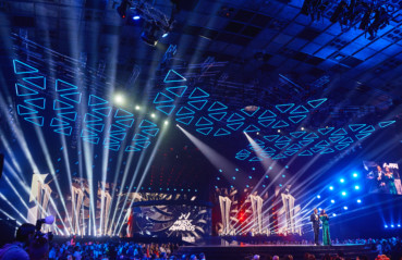 Musikpreisverleihung «M1 MUSIC AWARDS» 2016