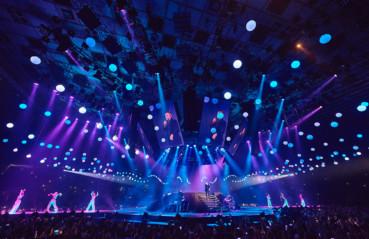 Шоу «VITAMIN D» — сольный концерт Монатик