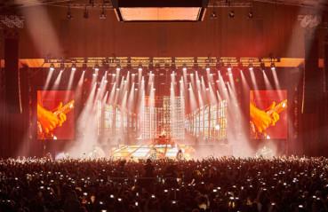 Концерт «Scorpions»  2017 в рамках мирового турне
