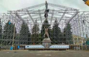 Дубно Памятник 14 10 сцена